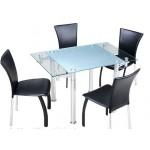 Обеденный стол раскладной DAO-G/D-120